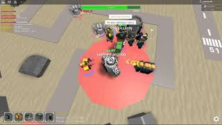 ROBLOX TOWER DEFENSE SIMULATOR DUO AREA 51 INSANE MODE