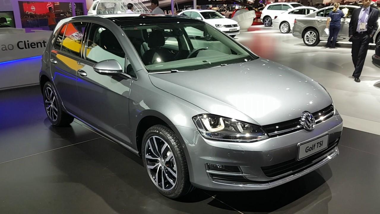 2017 Volkswagen Golf Tsi S >> Volkswagen Golf Highline 2017 Automático - Detalhes - www ...