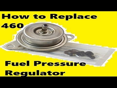 Changing Fuel Regulator On F250 460 Youtube. Changing Fuel Regulator On F250 460. Ford. 1994 Ford 460 Econoline Exhaust Diagram At Scoala.co