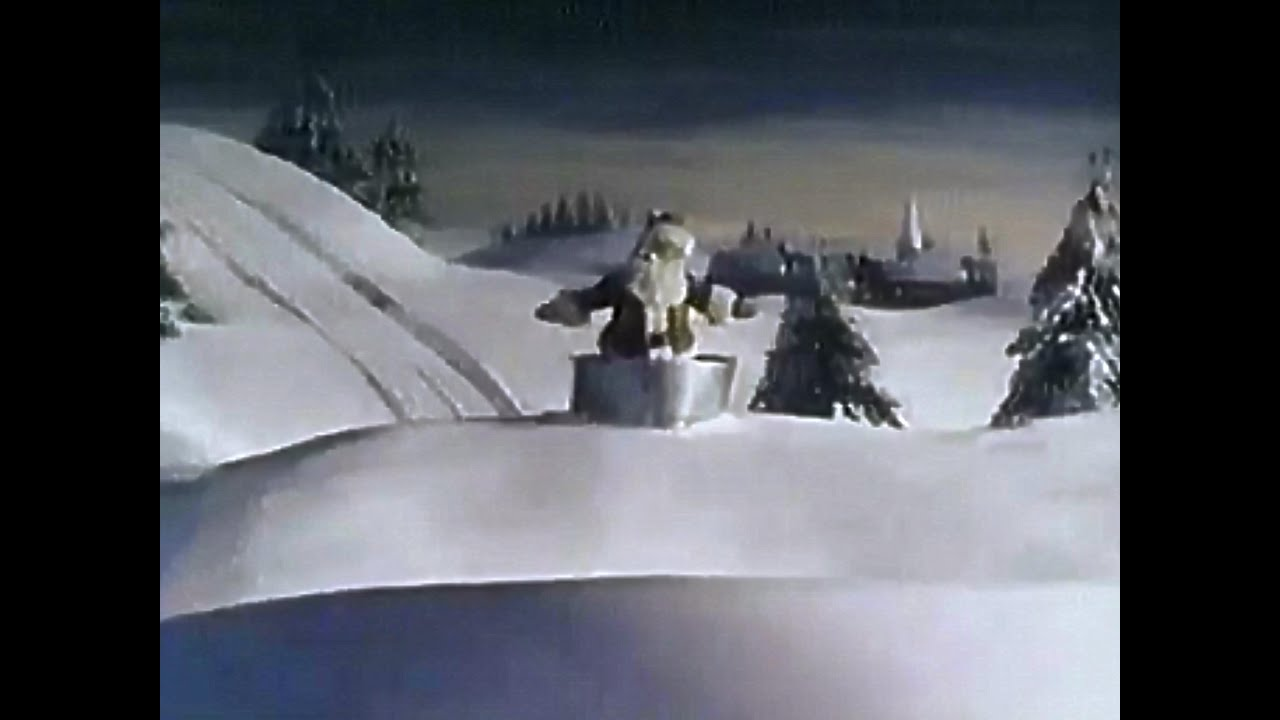 Norelco Razors Christmas 1981 TV Commercial HD - YouTube