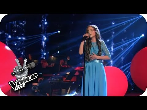 Schubert - Ave Maria (Sofie) | Finale | The Voice Kids 2017 (Germany) | SAT.1