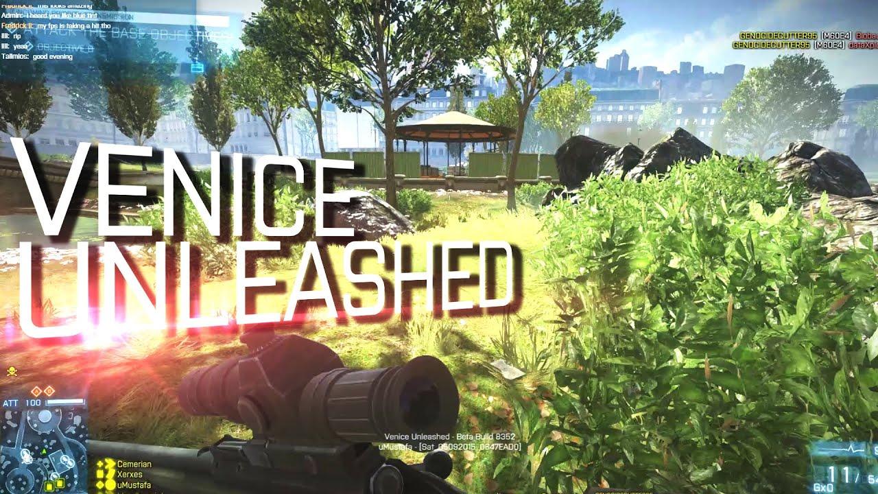 Venice Unleashed Operation Metro Gameplay - Battlefield 3 ...
