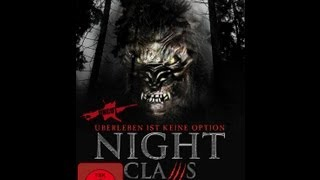 "Night Claws ""Die Nacht der Bestie"" - Trailer"