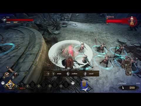 Hell Warders gameplay - GogetaSuperx |