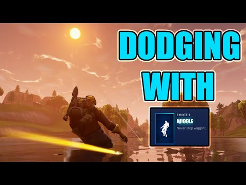 Trying to Wiggle DODGE bullets