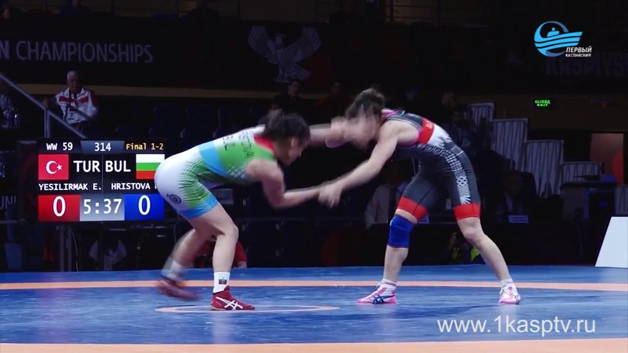 Триумфом для сборной России завершился чемпионат Европы по спортивной борьбе в Каспийске, в том числе сумели проявить себя и дагестанские вольницы