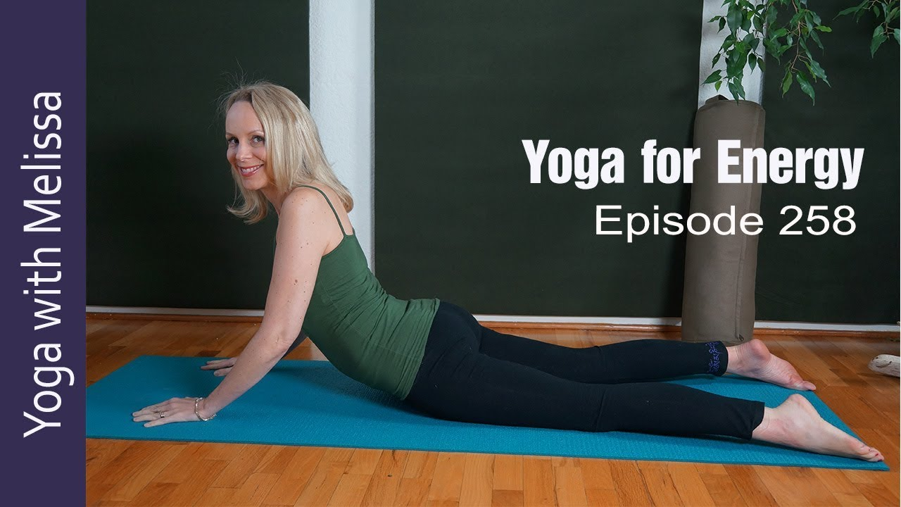 Yoga for Energy | How to Boost Energy | 60 min Hatha Slow ...