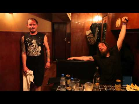The Red Fang 2012 Tour Documentary (Part 3)