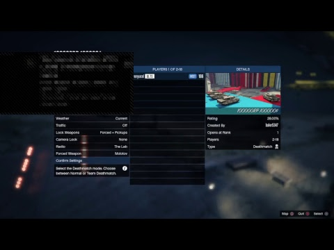 Grand Theft Auto Online Gameplay