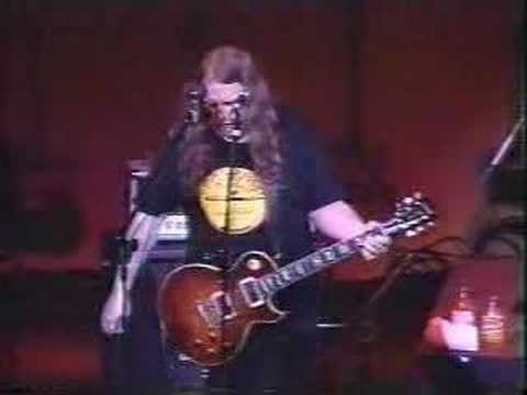 Gov't Mule-Presence of the Lord