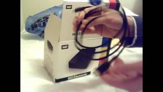 Western Digital Elements 1TB Unboxing