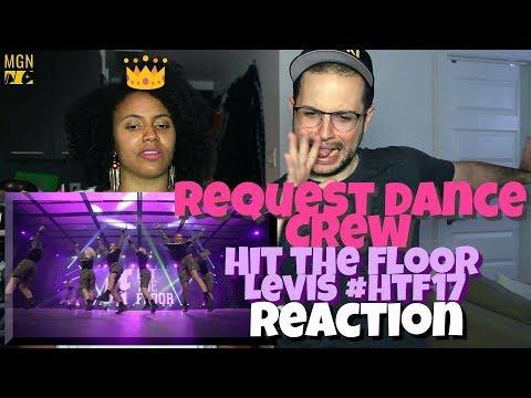 REQUEST DANCE CREW   Hit The Floor Lévis #HTF2017   REACTION