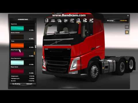 Ets 2 volvo fh16 2012 tuning + link down below