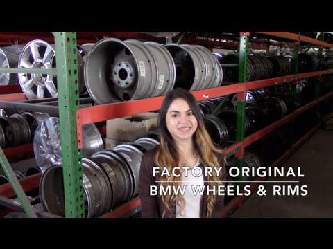 Factory Original BMW Wheels & BMW Rims – OriginalWheels.com