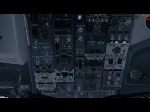 Royal Air Maroc Virtual Flight AT978 Casablanca - Gran Canaria