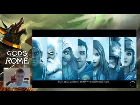 Gods Of Rome Mulan In Action Боги Арены Мулан Live Stream Gameloft