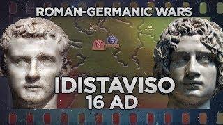 Idistaviso 16 AD - Roman-Germanic Wars DOCUMENTARY