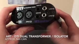 Must Have DJ Gear | DTI Box