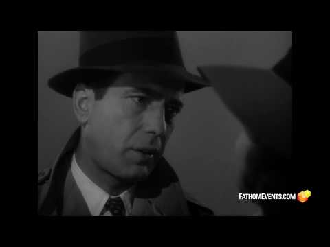 "Casablanca 75th Anniversary - ""Here's Looking at You, Kid"""