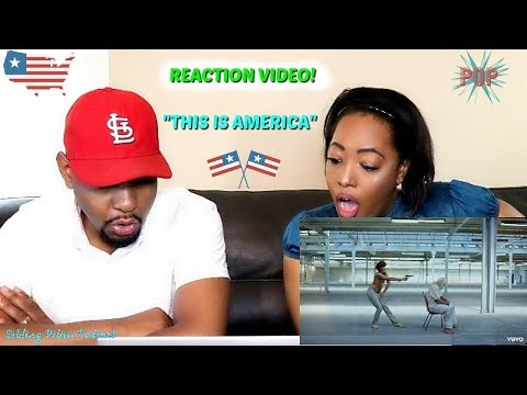 CHILDISH GAMBINO - THIS IS AMERICA (OFFICIAL VIDEO) REACTION VIDEO
