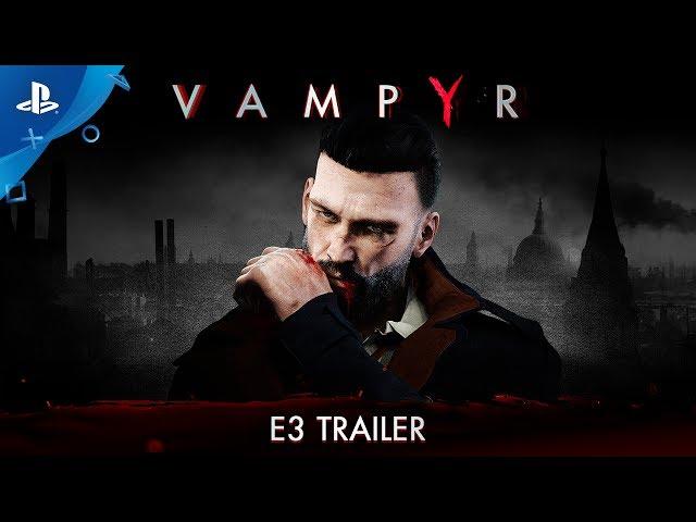 Vampyr - Devil by Ida Maria Trailer | PS4