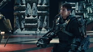 """Edge Of Tomorrow - """"All The Options"""" Clip [HD]"""