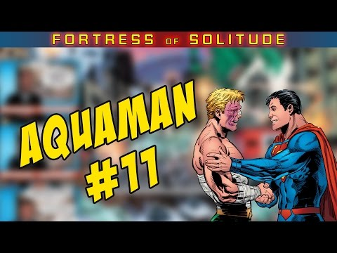 Aquaman Review The Deluge Prelude