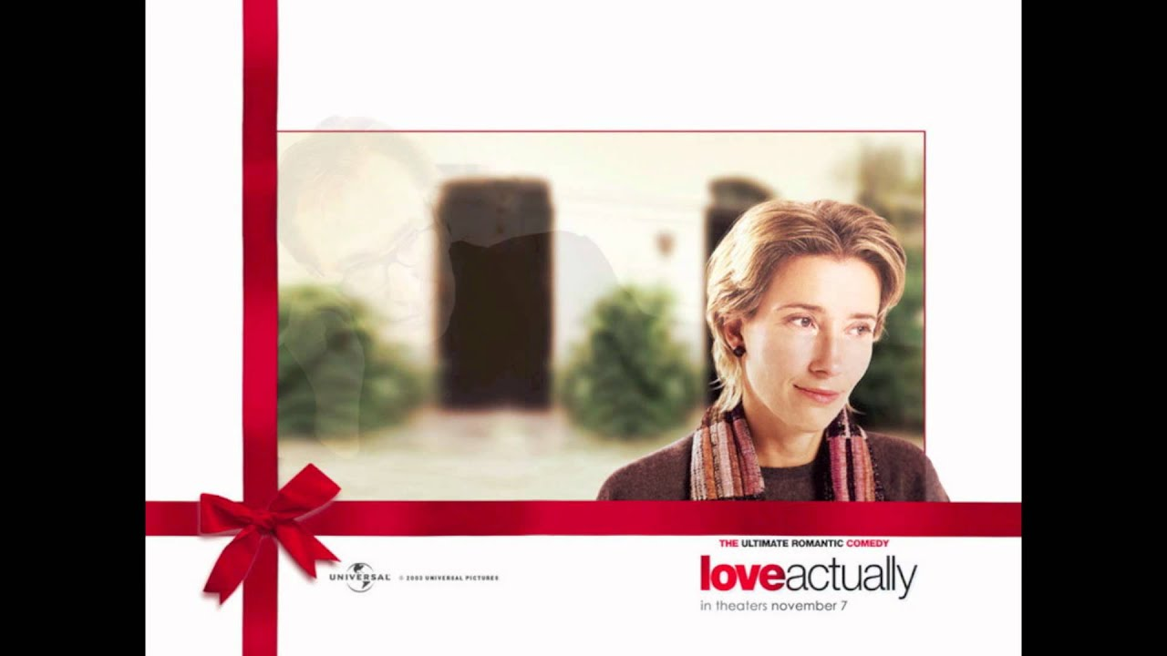 Portugese Love Theme Actually Soundtrack 2003 Slideshow Hd You