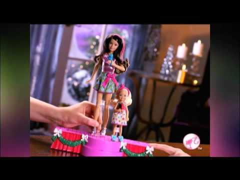 Barbie un no l merveilleux youtube - Un merveilleux noel barbie ...