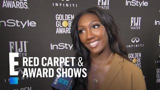 Idris Elba's Daughter Talks Being 2019 Golden Globes Ambassador
