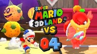 Let's Race: Super Mario 3D Land - Episode 4: The Boomerang Bros!