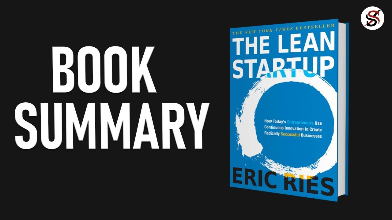 Lean Start Up | 5 Most Important Lessons | Eric Ries (AudioBook | VideoBook)