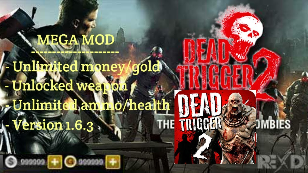 How To Download Dead Trigger 2 Latest Version Mod Apk Unlimited