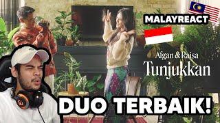 Download Afgan & Raisa - Tunjukkan (OMV) - MalayReact!