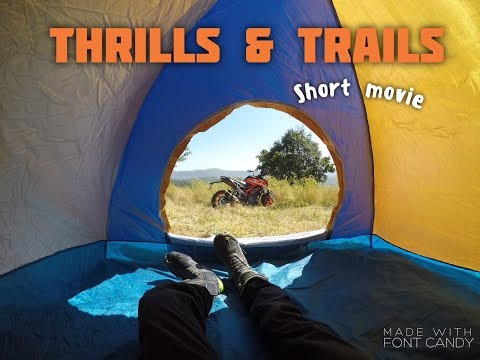 Thrills & trails | Offroad riding School | PUNE | Short Vlog