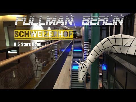 Pullman Berlin Schweizerhof A 5 Star Hotel