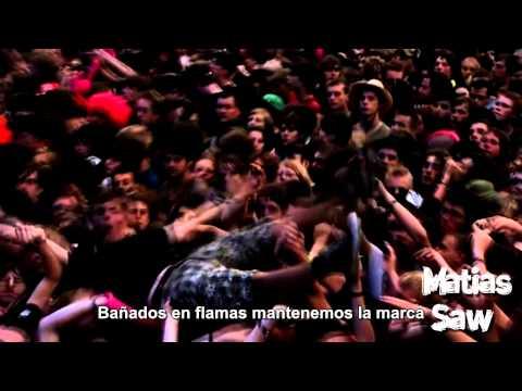 Rise Against - Savior Live Sub Español