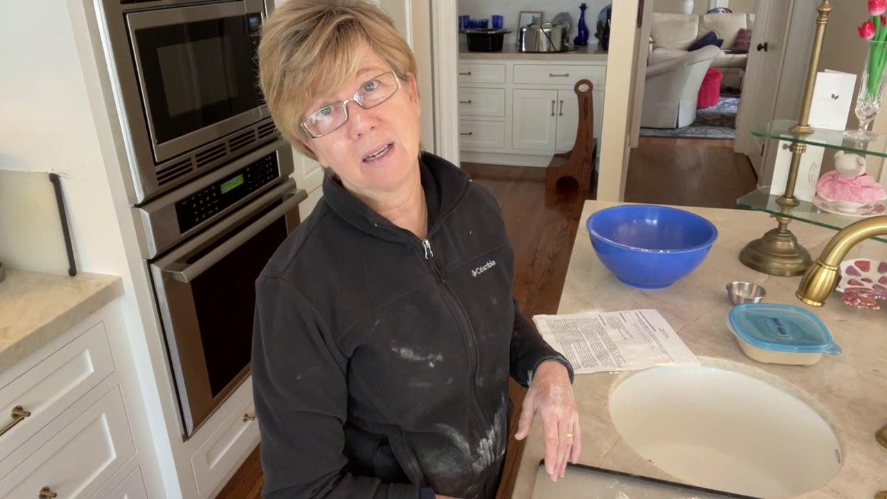 Baking Amish Bread!