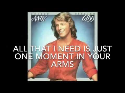 Shadow Dancing Lyrics - Andy Gibb