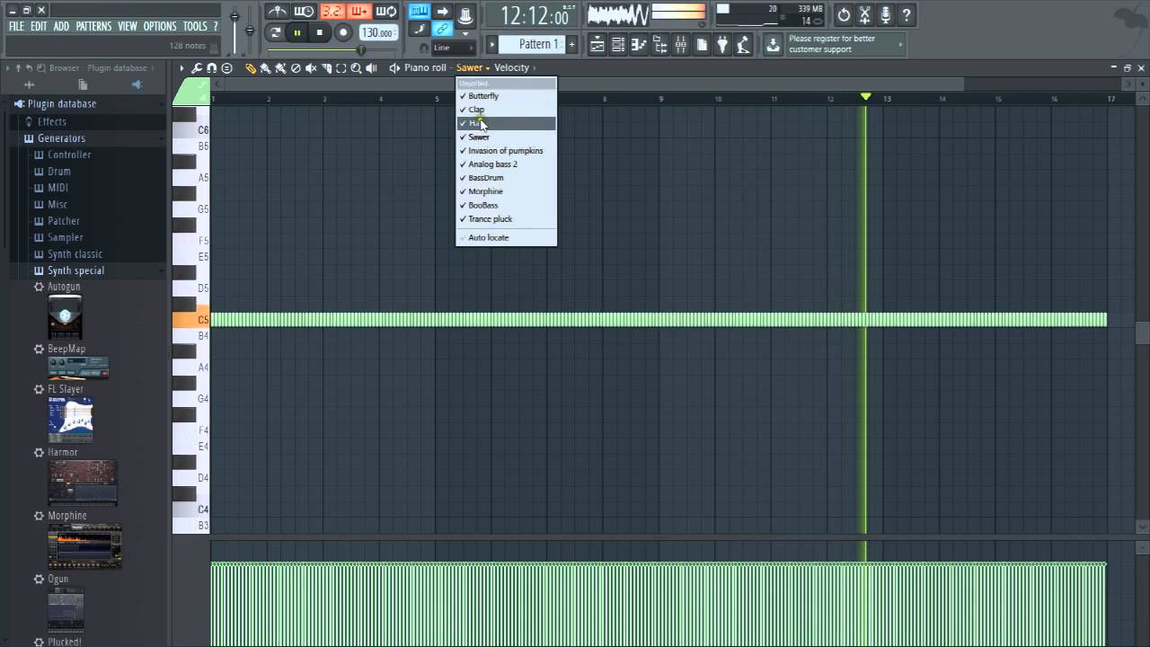 how to open projects in fl studio demo