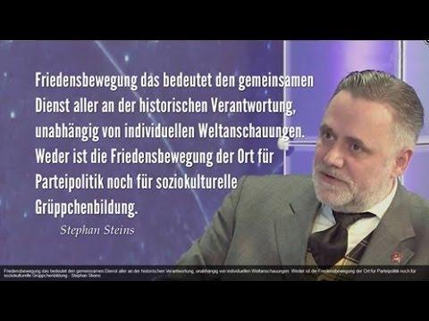 Stephan Steins im Interview