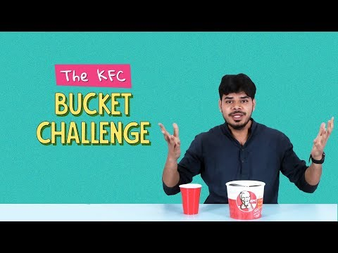 OK Tested: The KFC Bucket Challenge