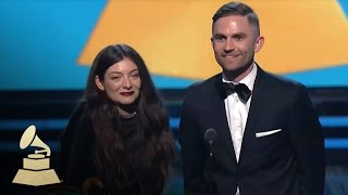 Lorde Wins Song of the Year for Royals at 56th GRAMMY Awards | GRAMMYs