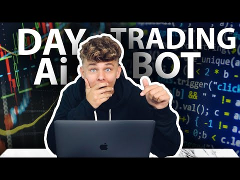 I Used a Bot to Day Trade for Me