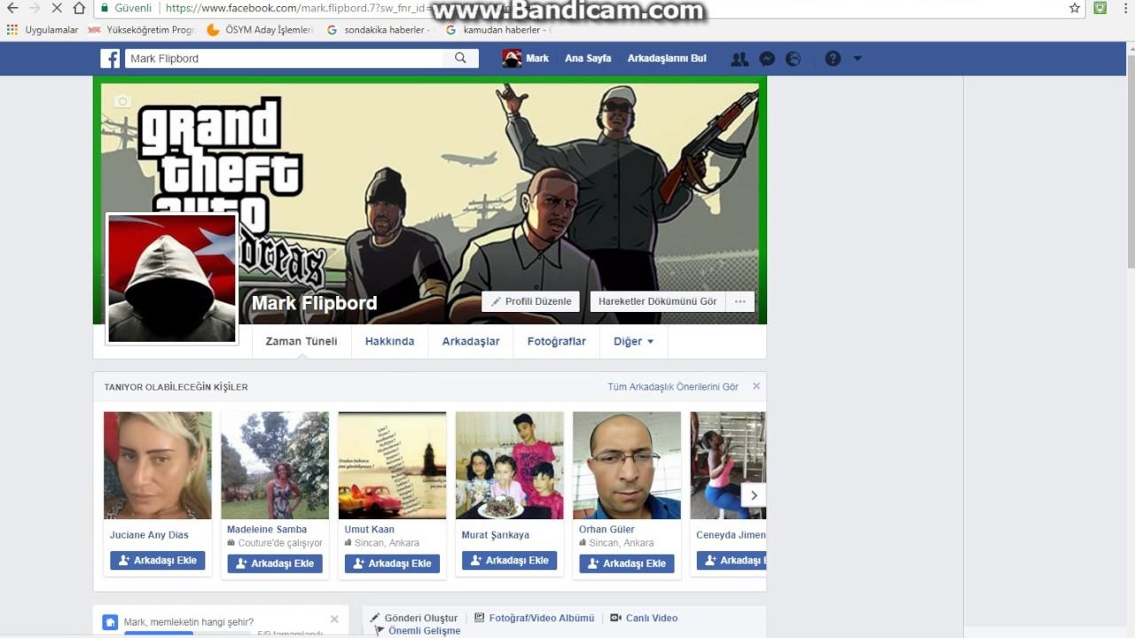 facebook sayfa hackleme
