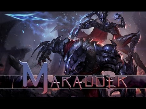 League of Legends: Marauder Warwick (Skin Spotlight)
