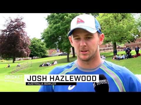 Hazlewood pumped up for Champions Trophy Mp3