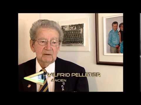 M. Wilfrid Pelletier, ancien combattant.