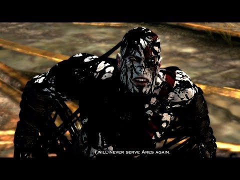 God of War - Son of Ares Saves Kratos
