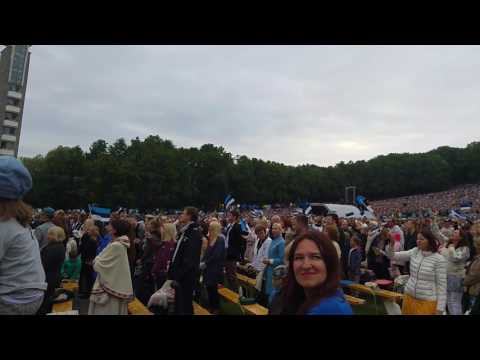 The 12th Estonian Youth Song Celebration, 2.7.2017